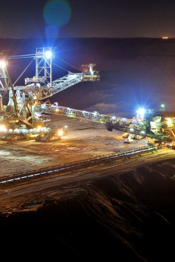 Turnpoint LED lighting solutions for mines and constructions
