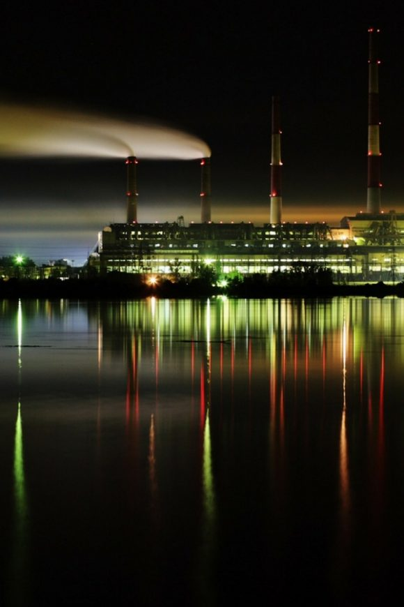 Turnpoin LED lights for Power Plants