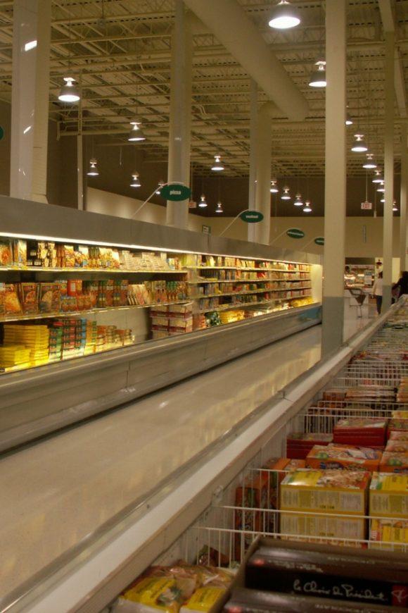 Turnpoint LED lights manufacturer for food and beverage