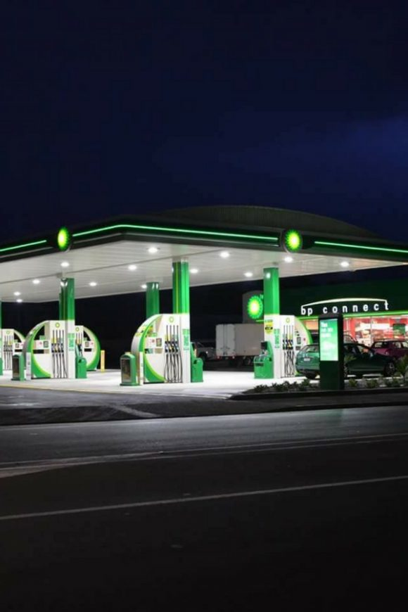 Turnpoint LED lights for oil and gas industry