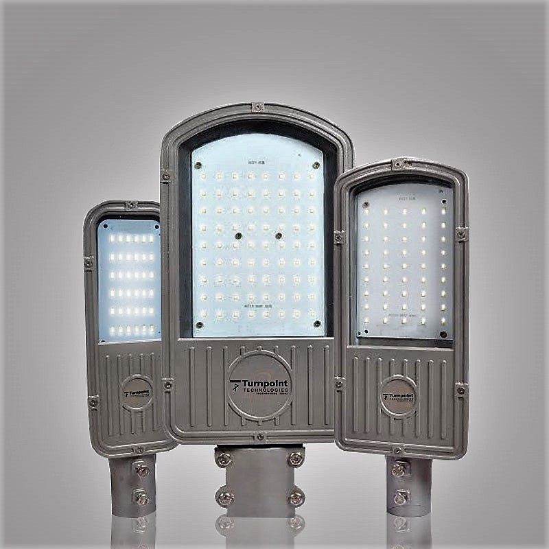 Turnpoint Technologies LED street Light AZHA, ATRIA & AURIGA