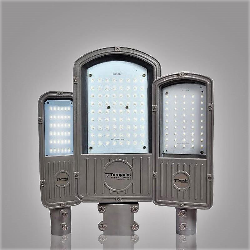 Turnpoint Technologies LED street Light AZHA, ATRIA & AURIGA