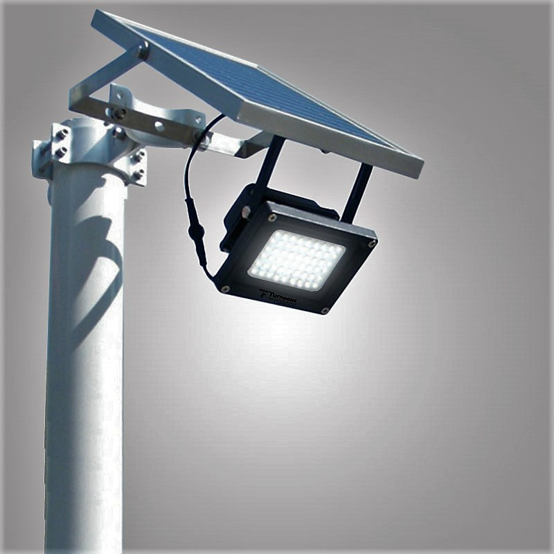 Turnpoint Technologies Solar Flood Light