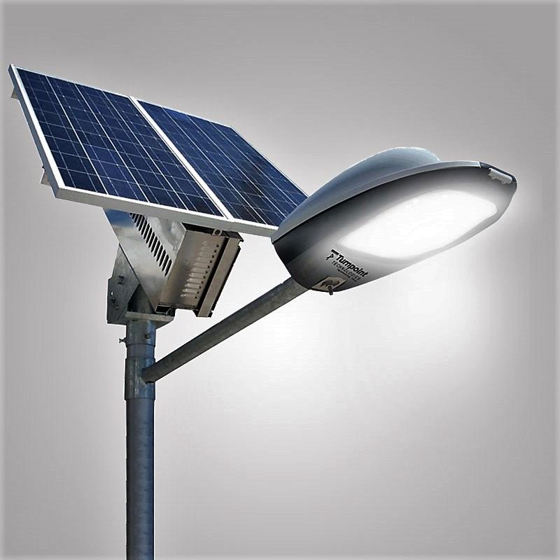 Turnpoint Technologies Solar Street Light
